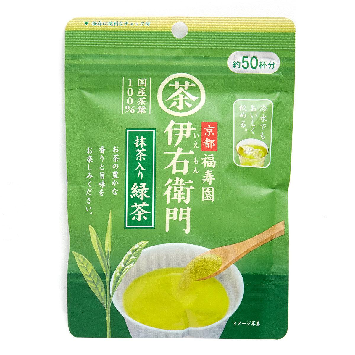 伊右衛門綠茶粉 (抹茶入)