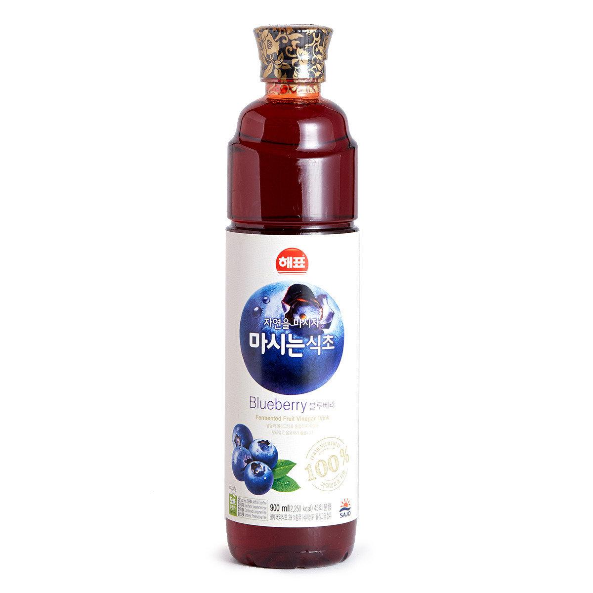 果醋 - 藍莓 (樽裝)