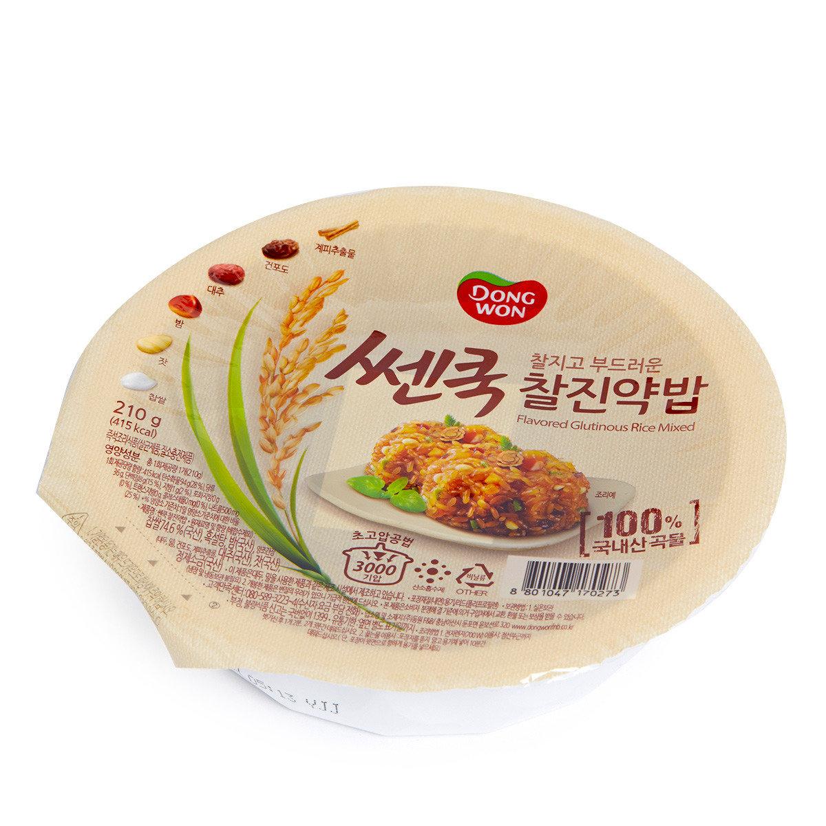 東遠即食飯(糯米飯)