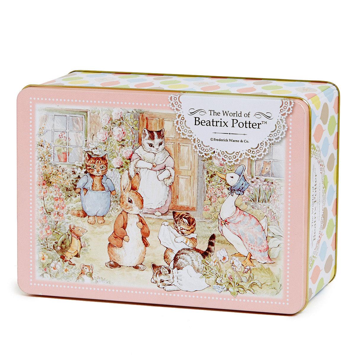 波特小姐典雅蛋卷禮盒 - 芝麻口味