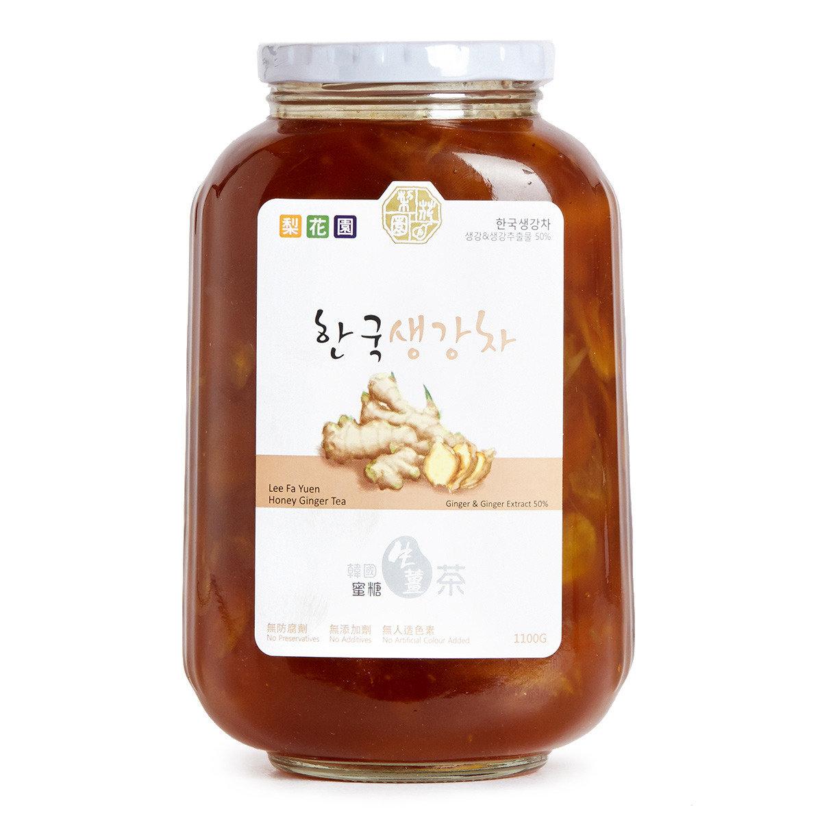 蜜糖生薑茶 (大)