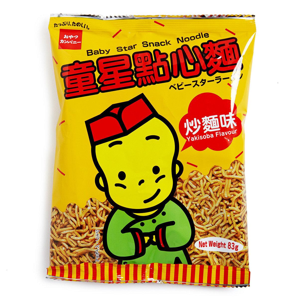 點心麵 - 炒麵味