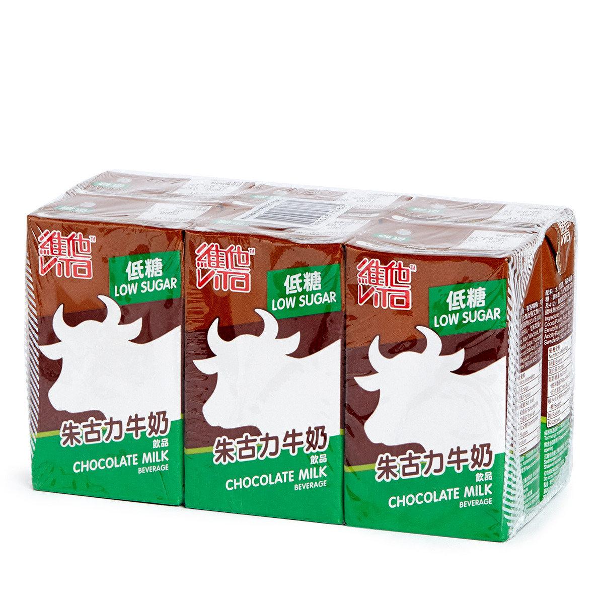低糖朱古力牛奶
