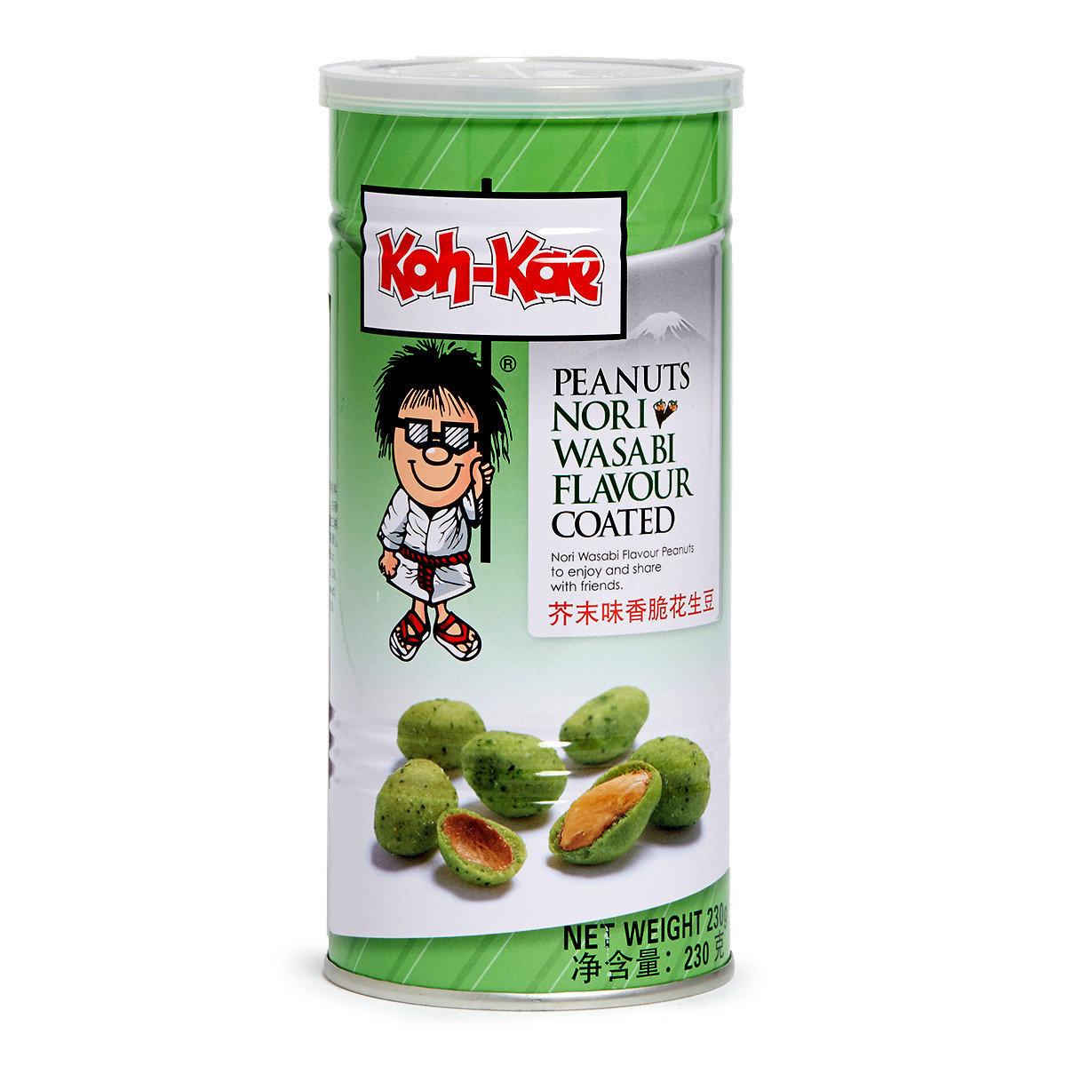 芥末味香脆花生豆