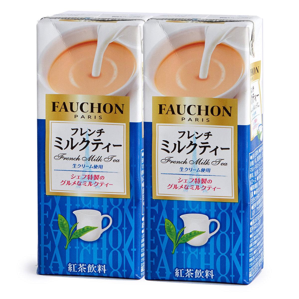 FAUCHON 奶茶