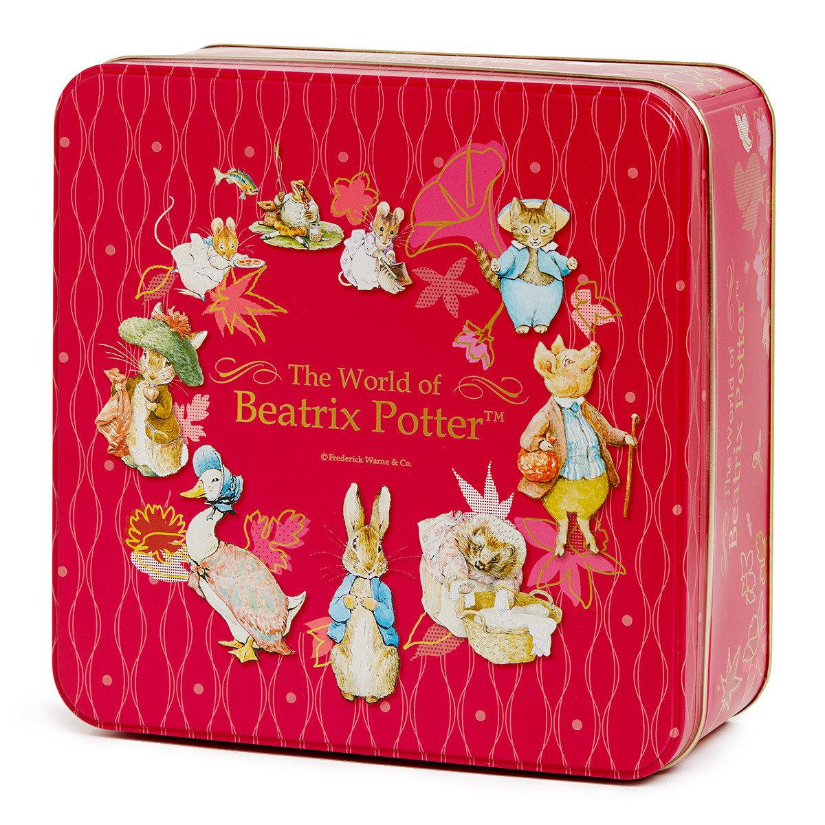 波特小姐家族原味蛋捲禮盒