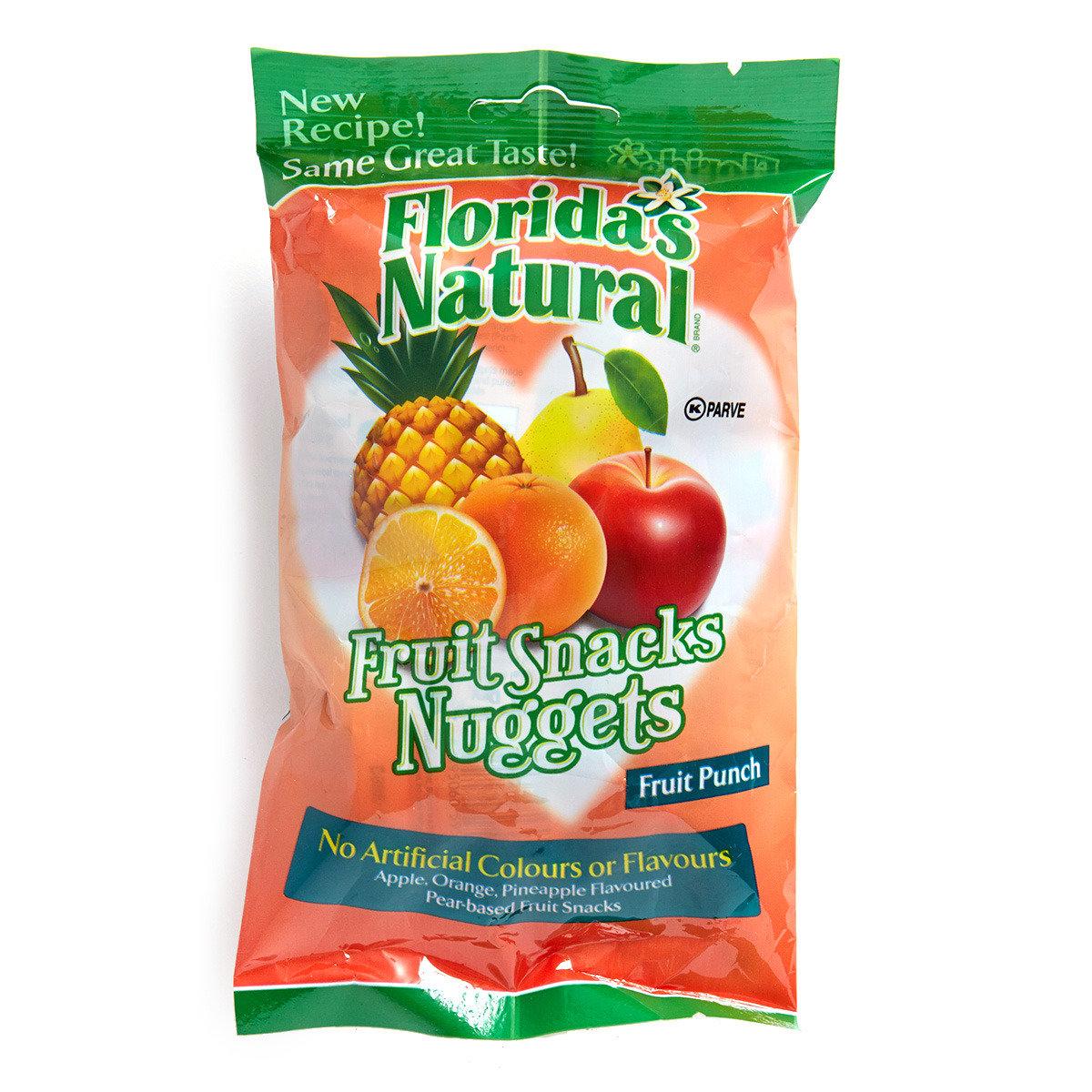 果汁軟糖(菠蘿, 蘋果, 橙)