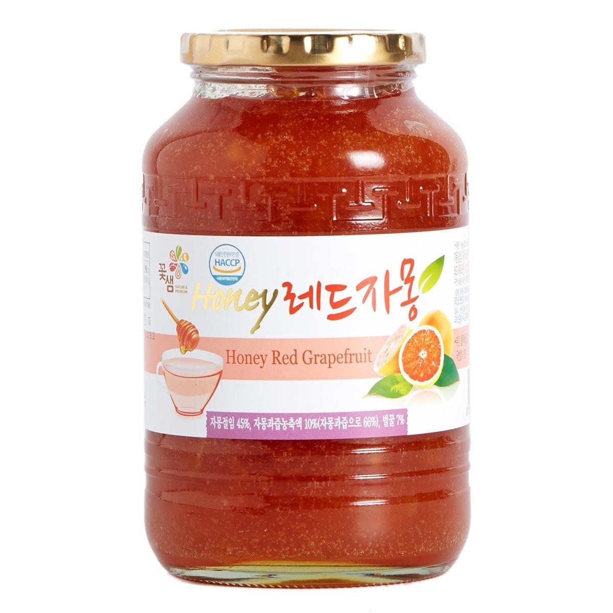 韓國蜂蜜紅西柚茶