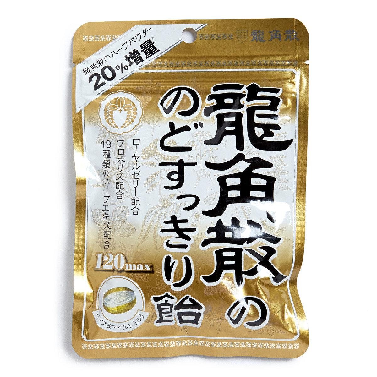 清爽120 MAX喉糖 (袋裝)