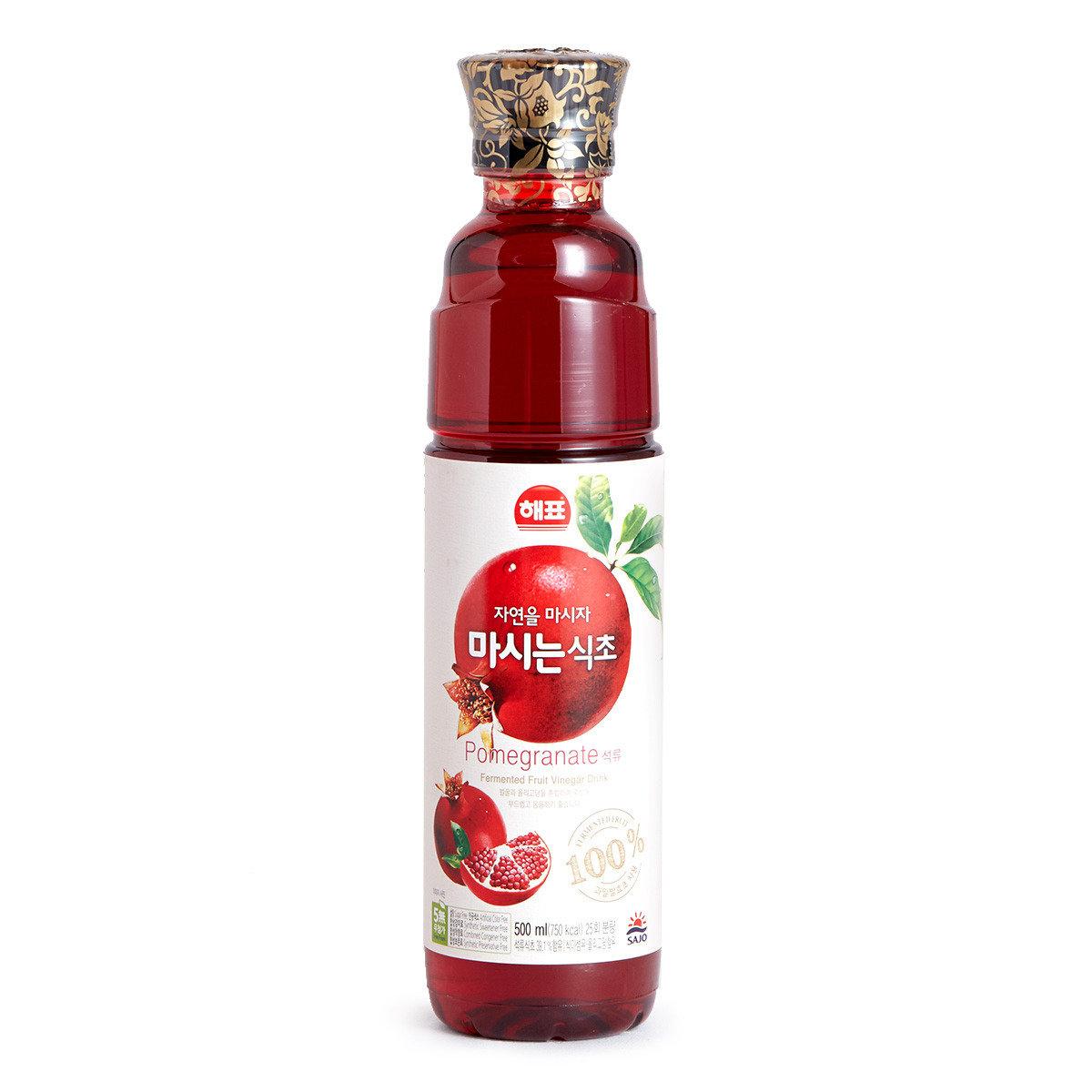 果醋 - 紅石榴 (樽裝)