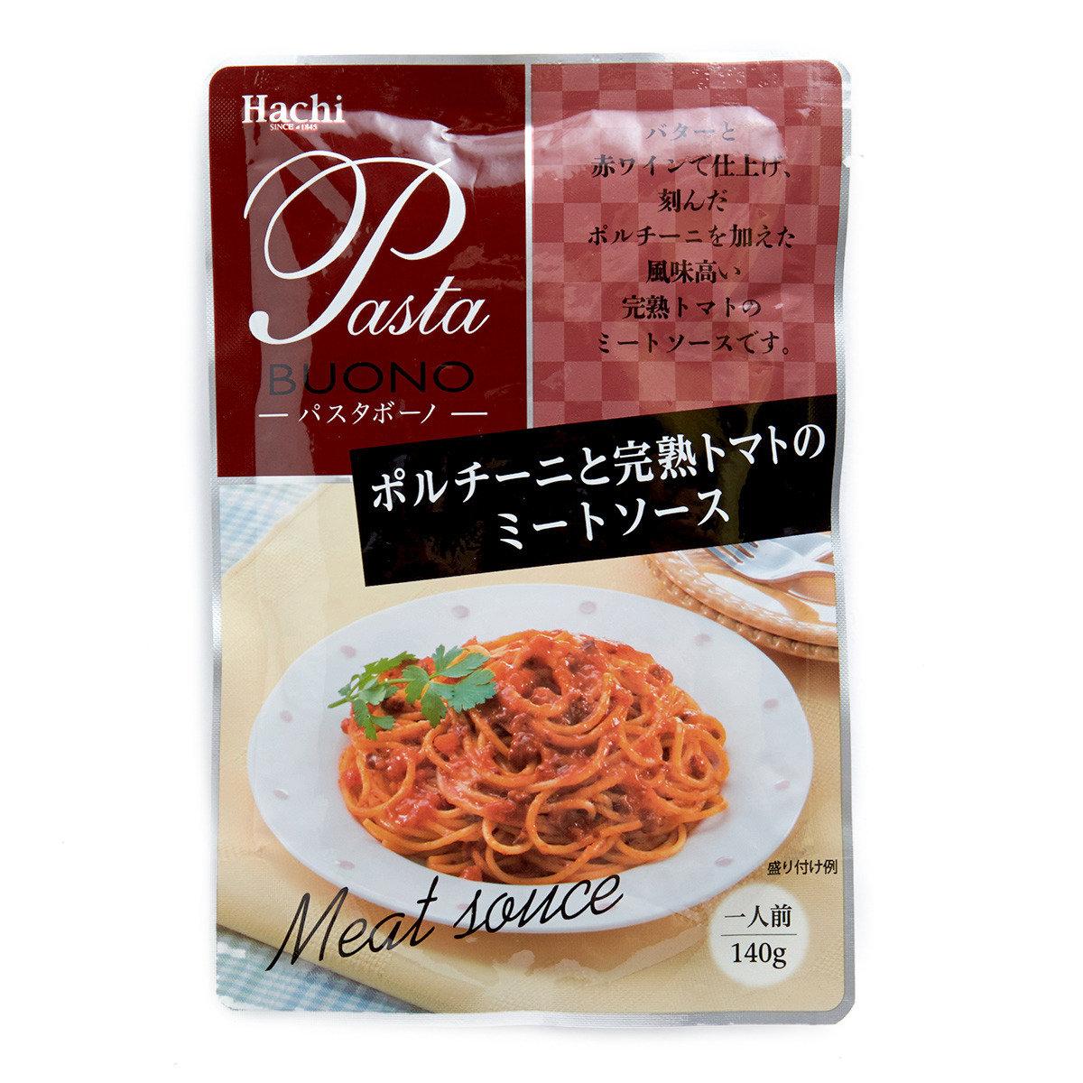 牛肝菌茄汁意粉醬