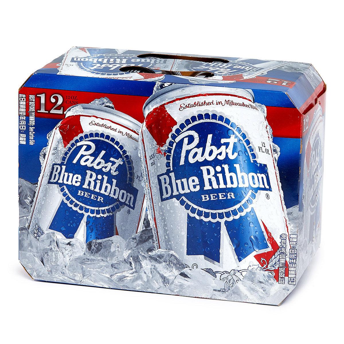 啤酒 (罐盒裝)