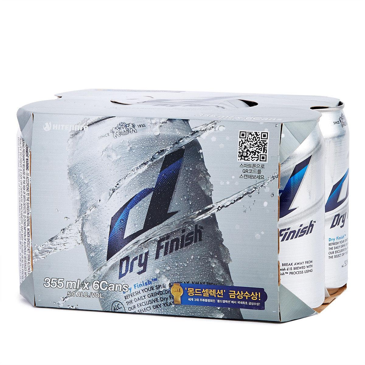 D beer (罐裝)