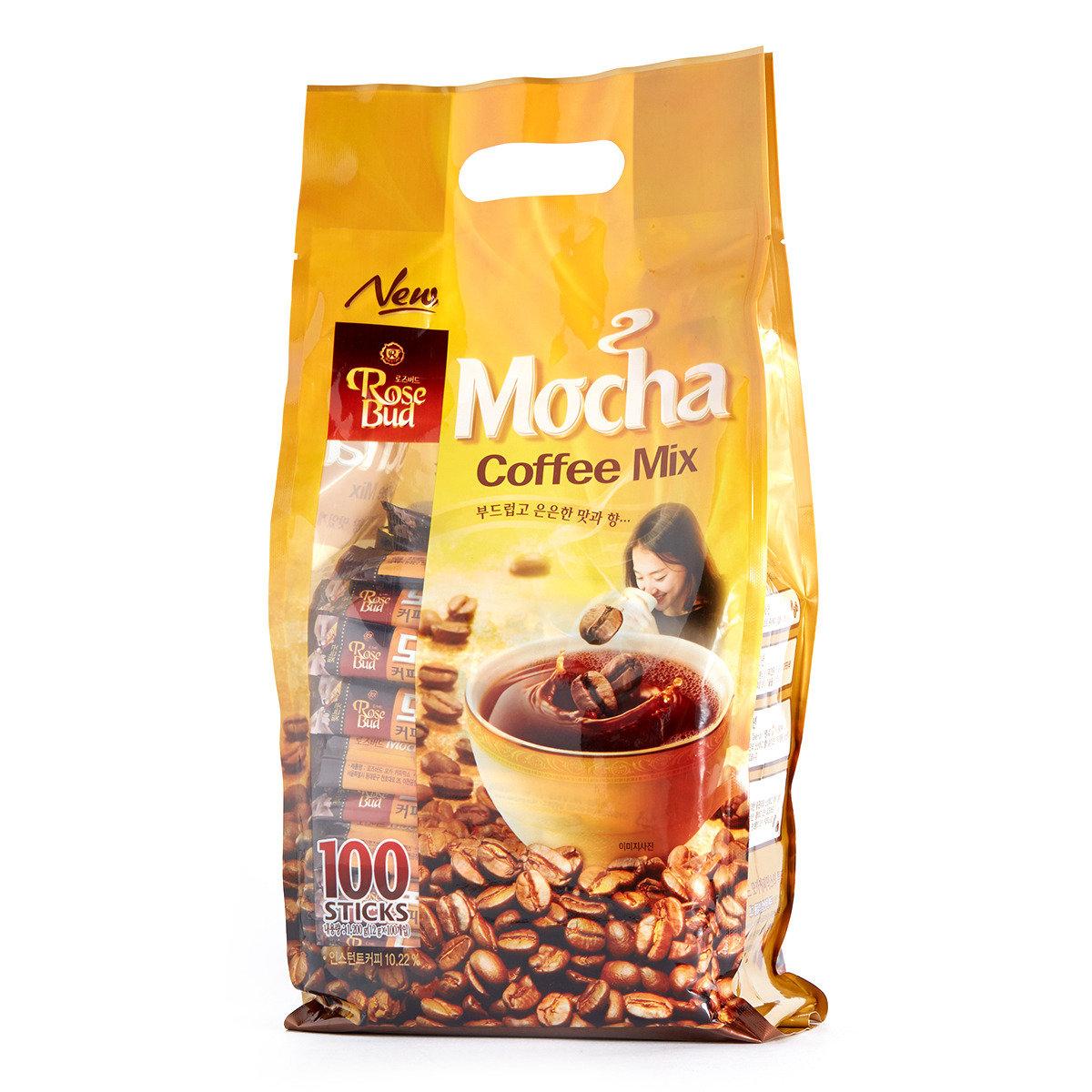 混合咖啡 - 朱古力咖啡味