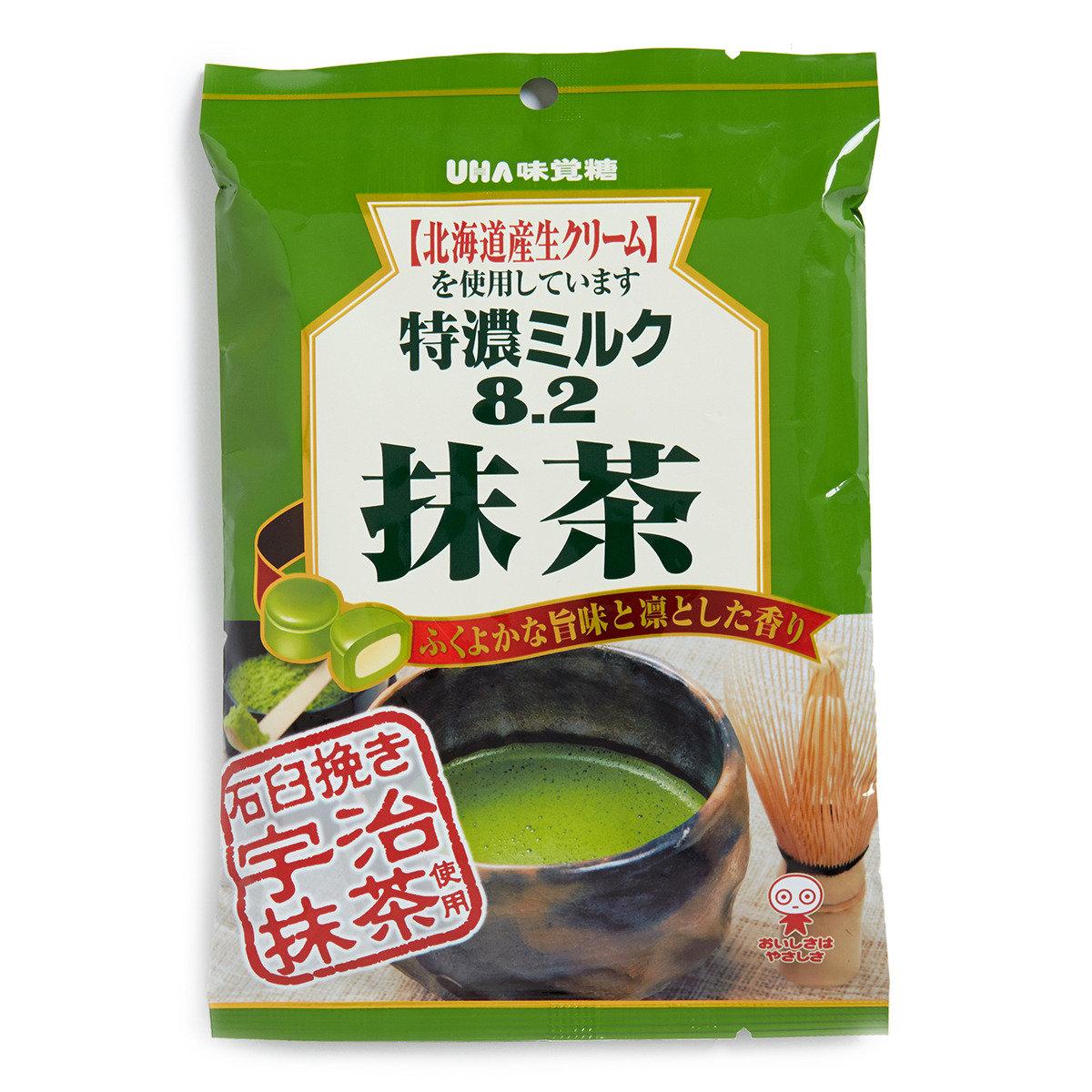 8.2特濃抹茶牛奶糖 (包裝)