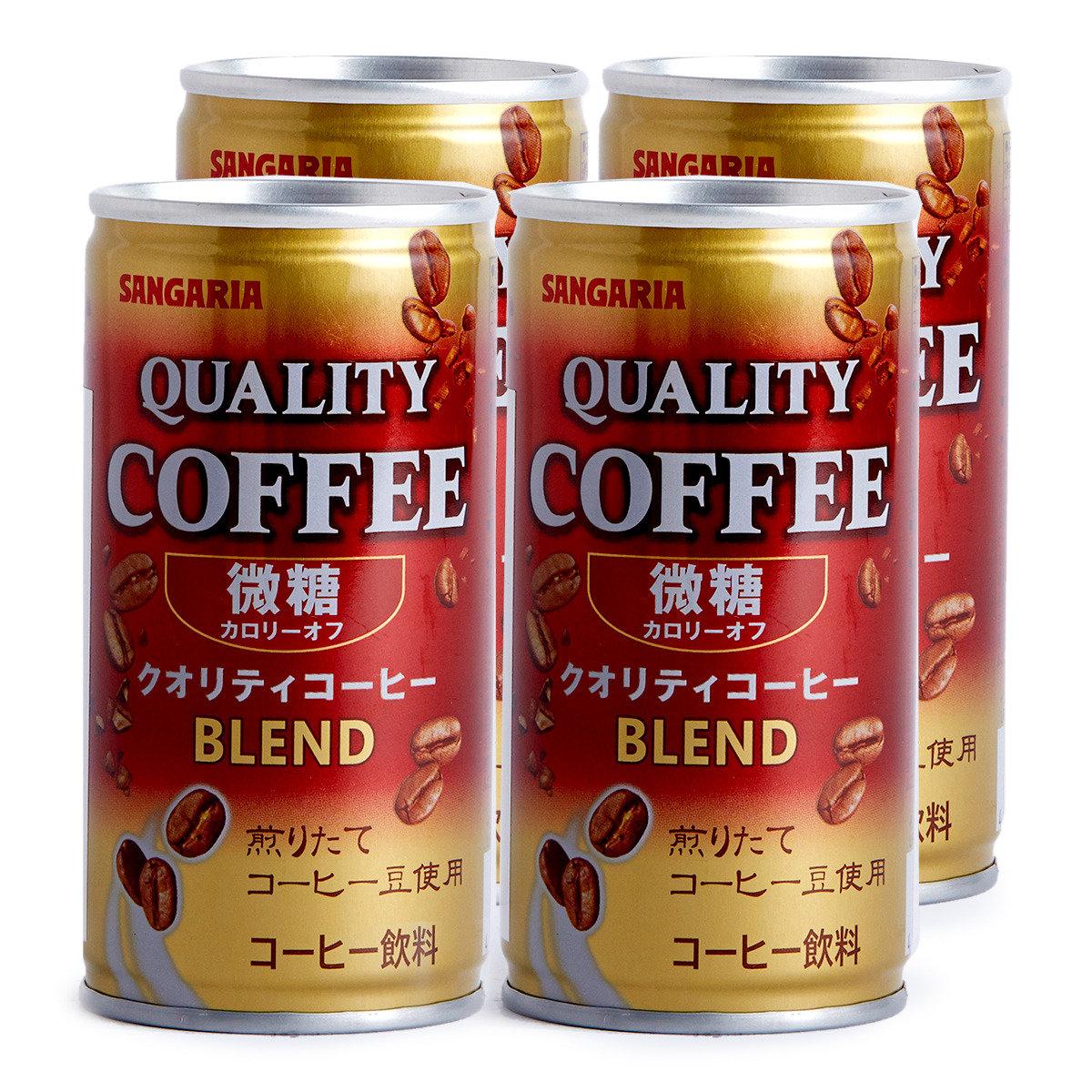 優質微糖咖啡