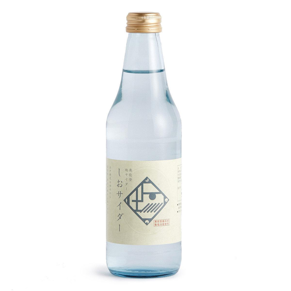 奧能登地汽水 - 鹽味汽水