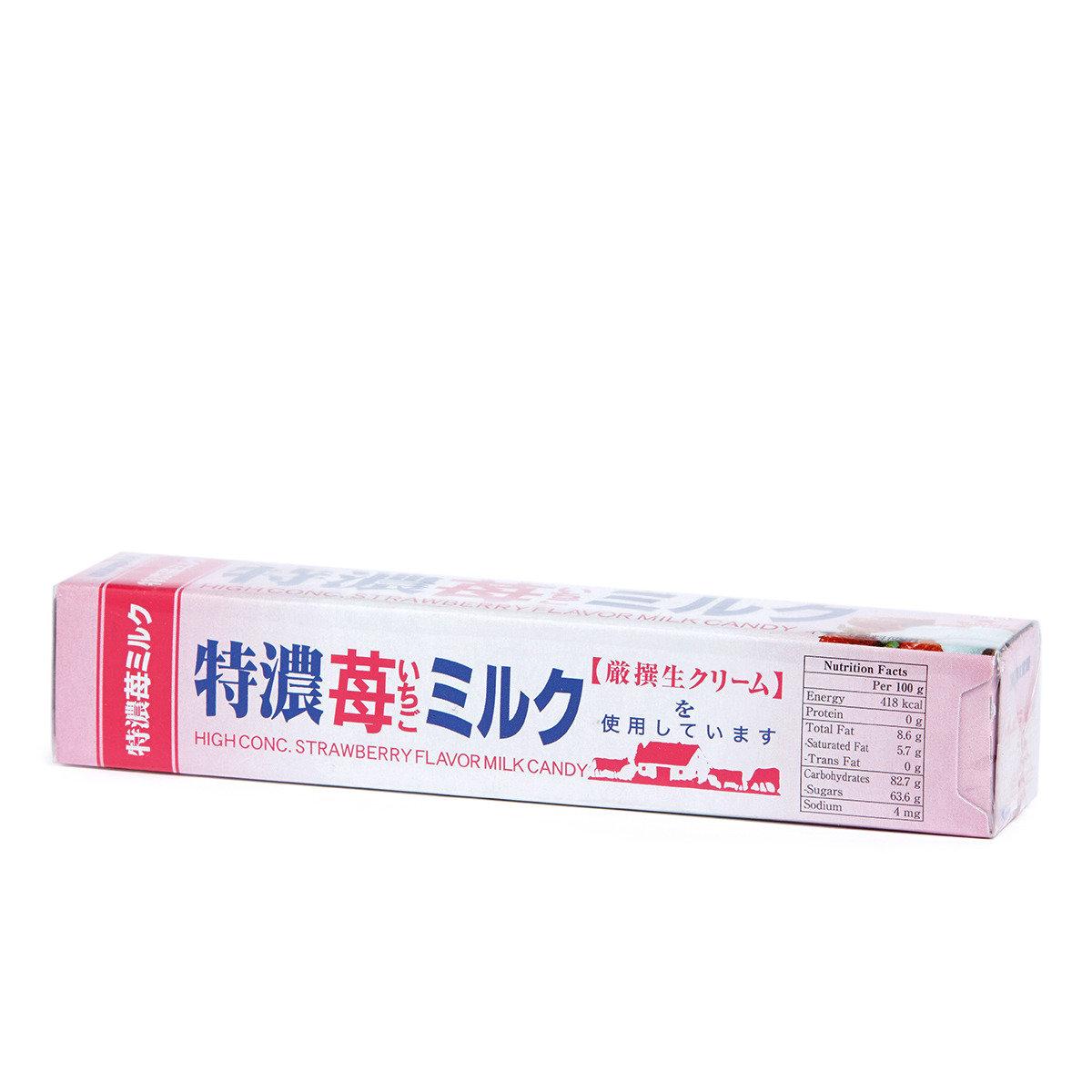 8.2特濃草莓牛奶糖 (支裝)