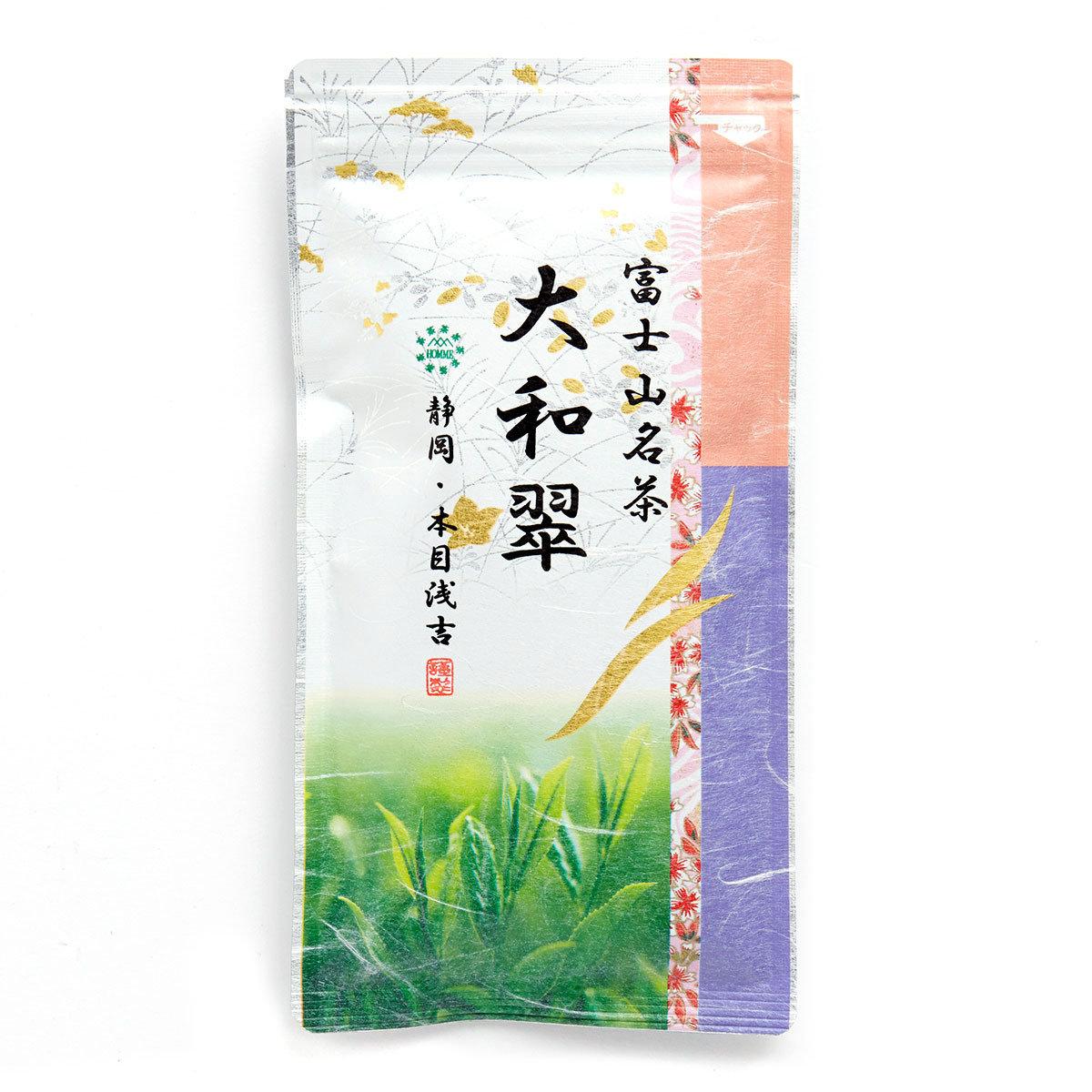 大和翠綠茶