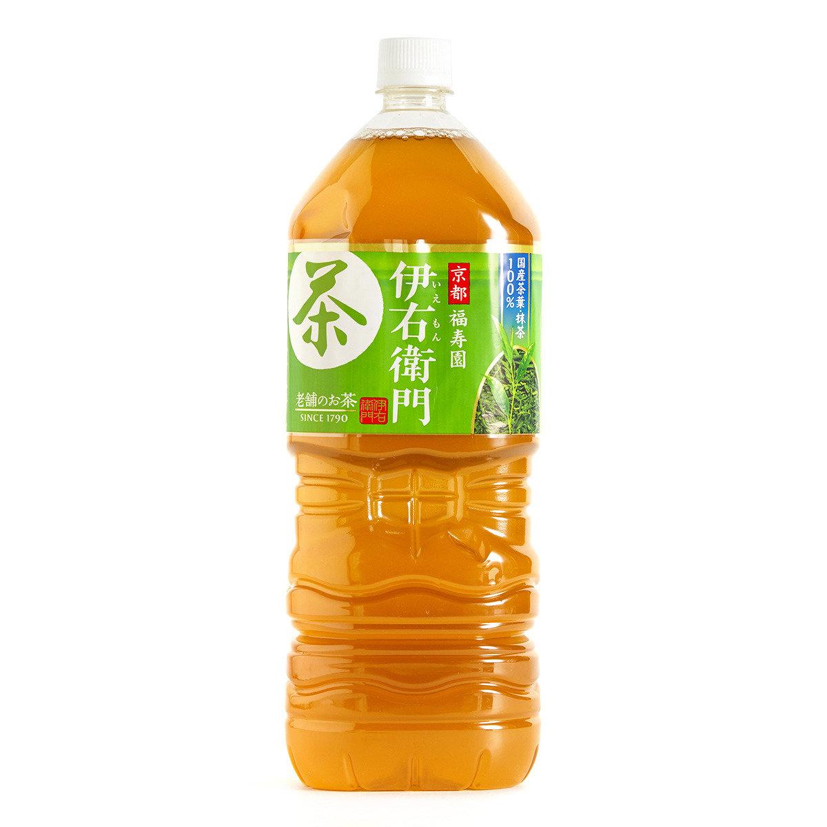 伊右衛門綠茶飲品
