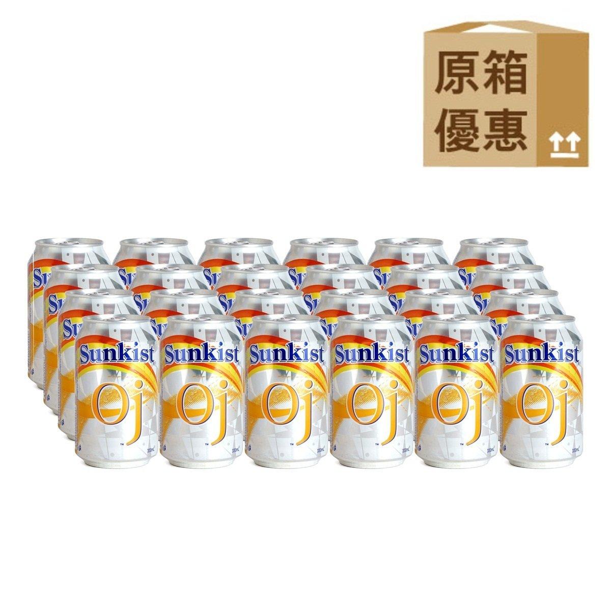 OJ橙汁飲品 (原箱)
