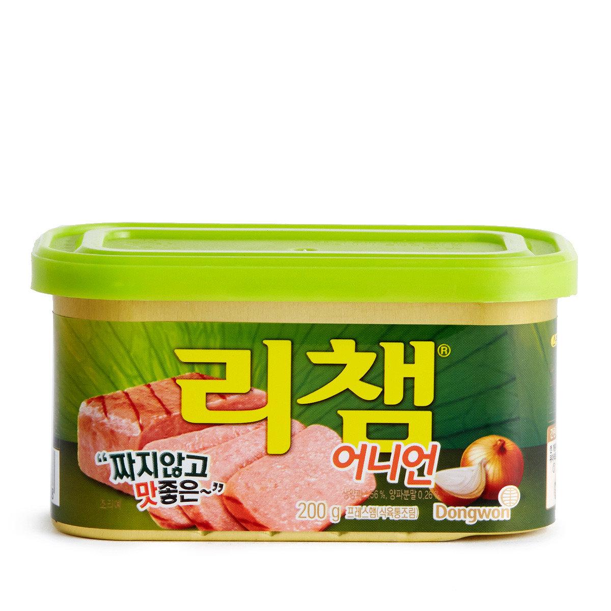 午餐肉 (豬肉) - 洋蔥味