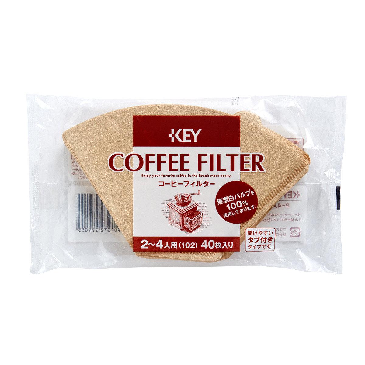 咖啡濾紙 (2~4人用)