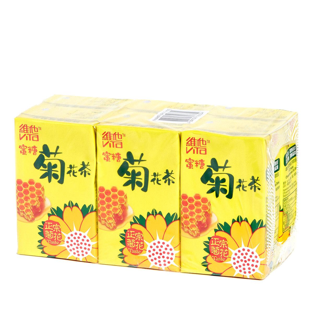 蜜糖菊花茶