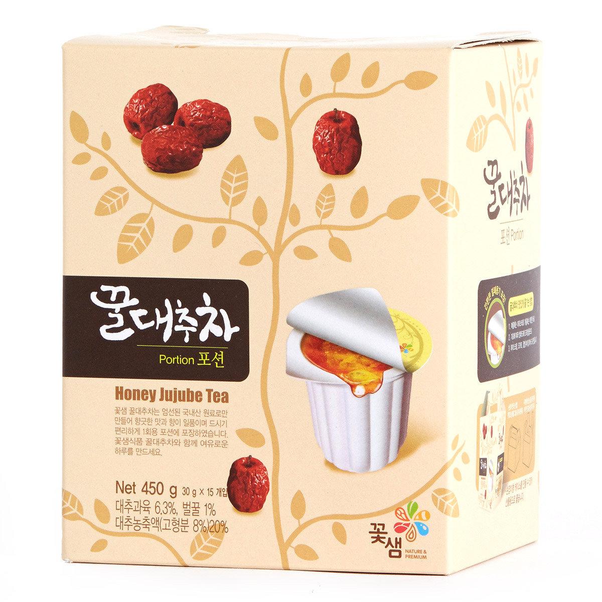 韓國蜂蜜紅棗茶 (散件裝)