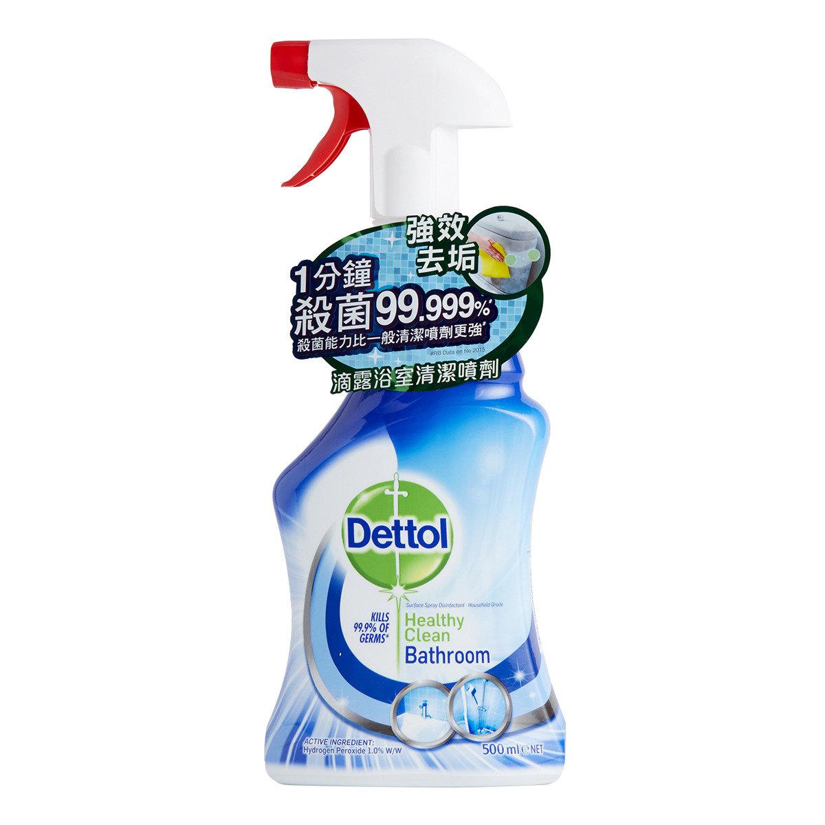 浴室清潔噴劑