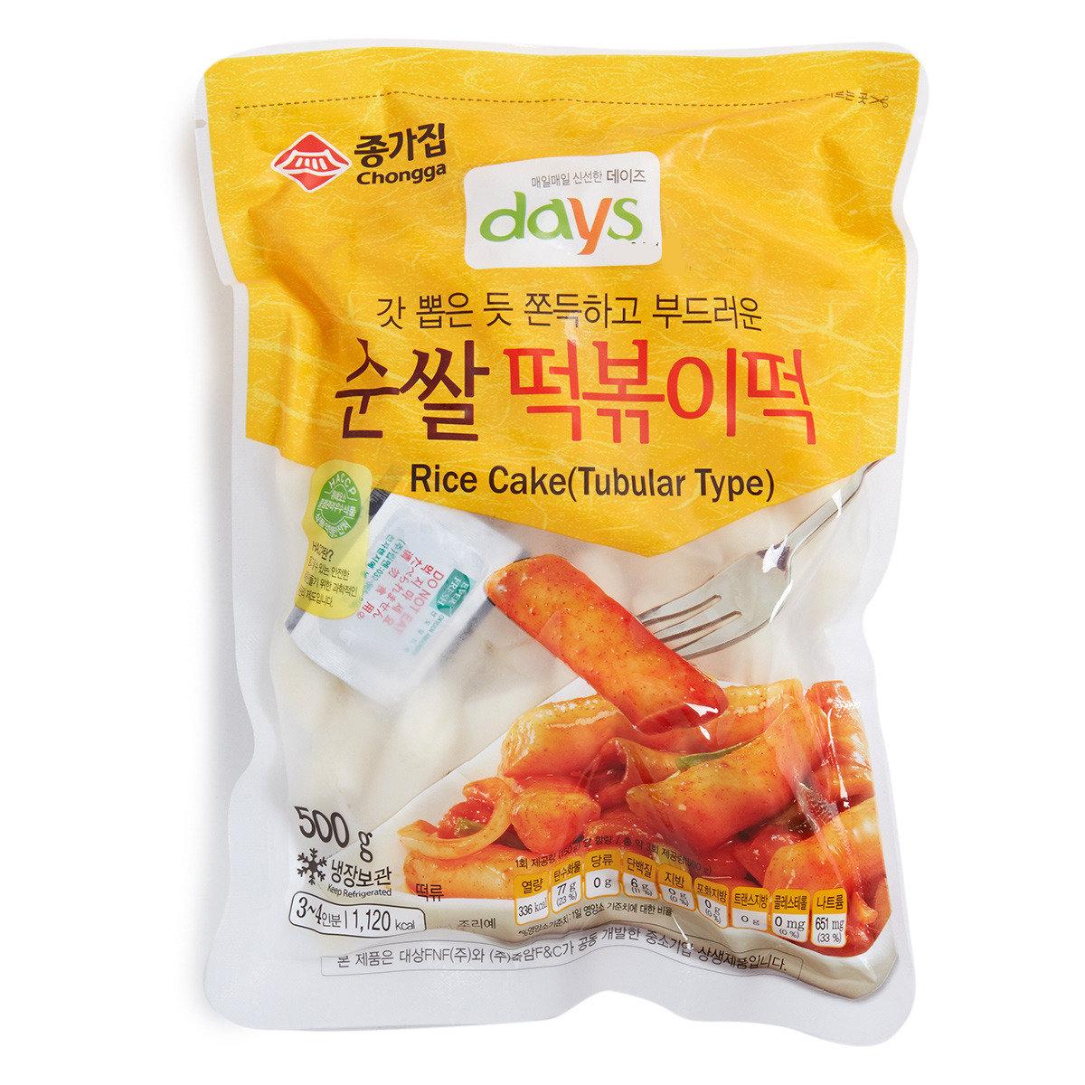韓國年糕條