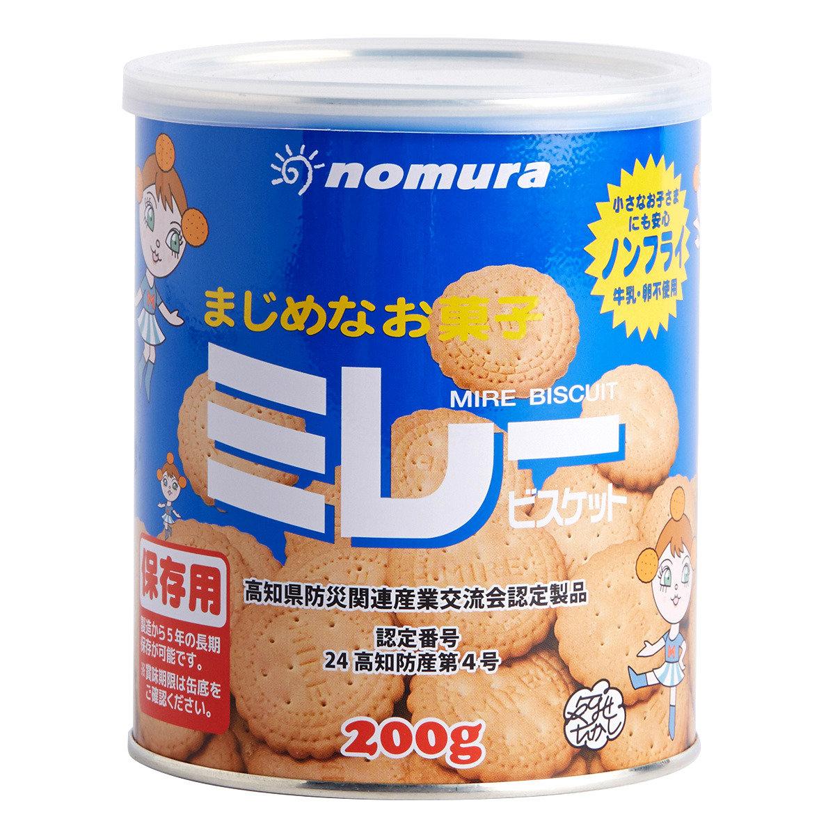 餅乾 - 原味 (罐裝)