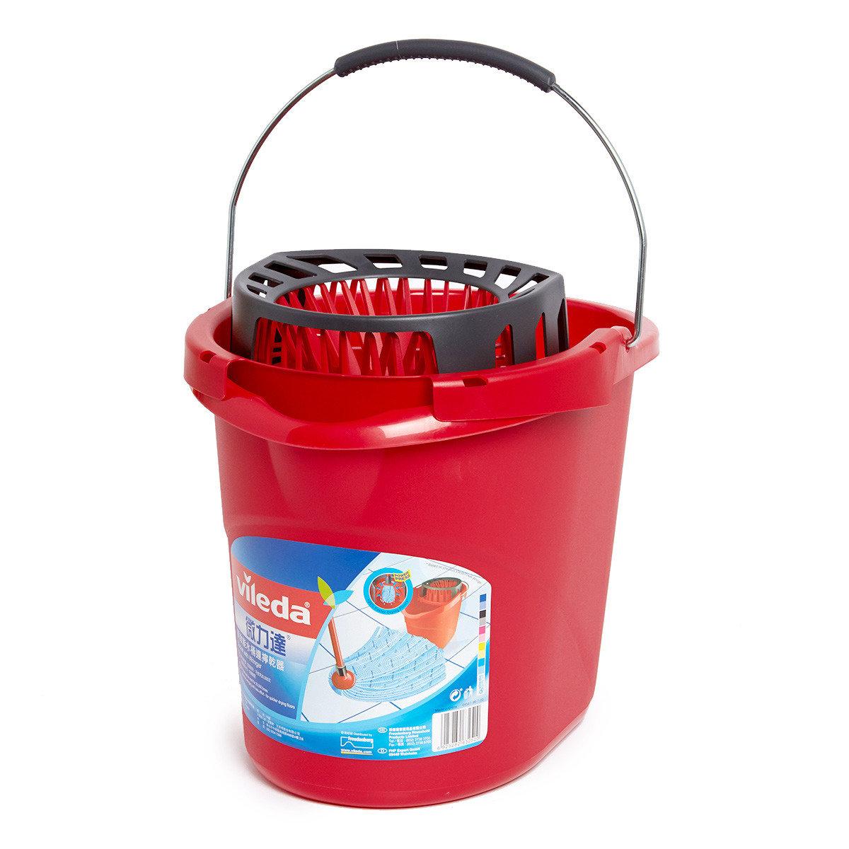 高效能水桶連擰乾器