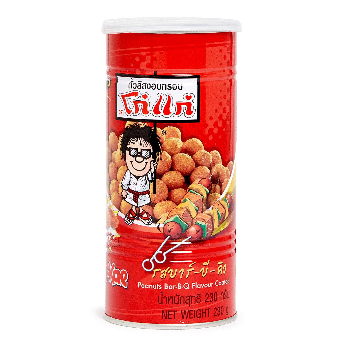 燒烤味花生豆