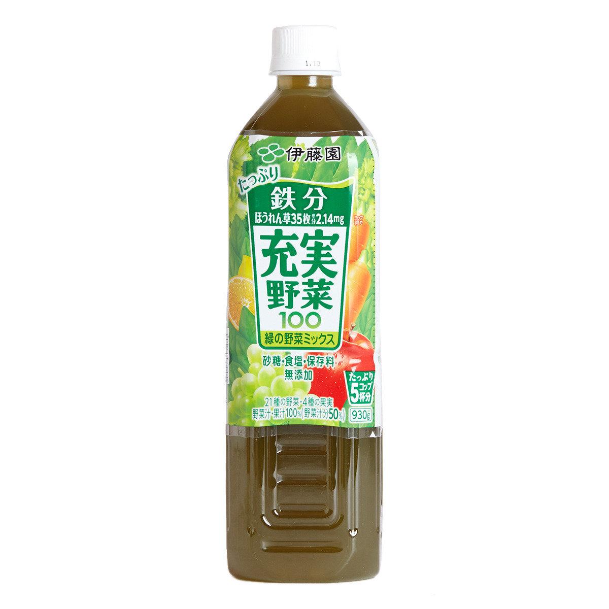 綠色野菜汁