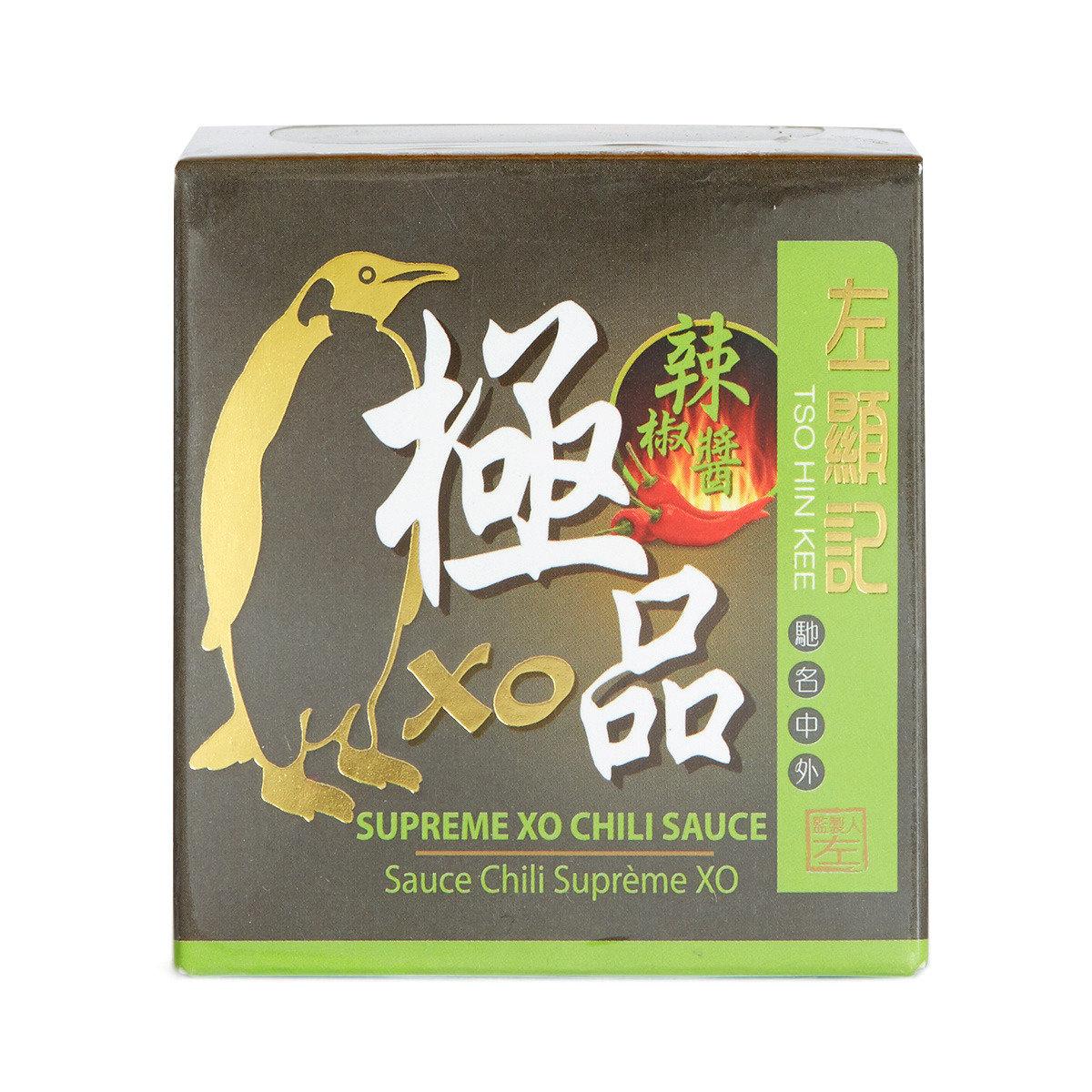 極品XO辣椒醬