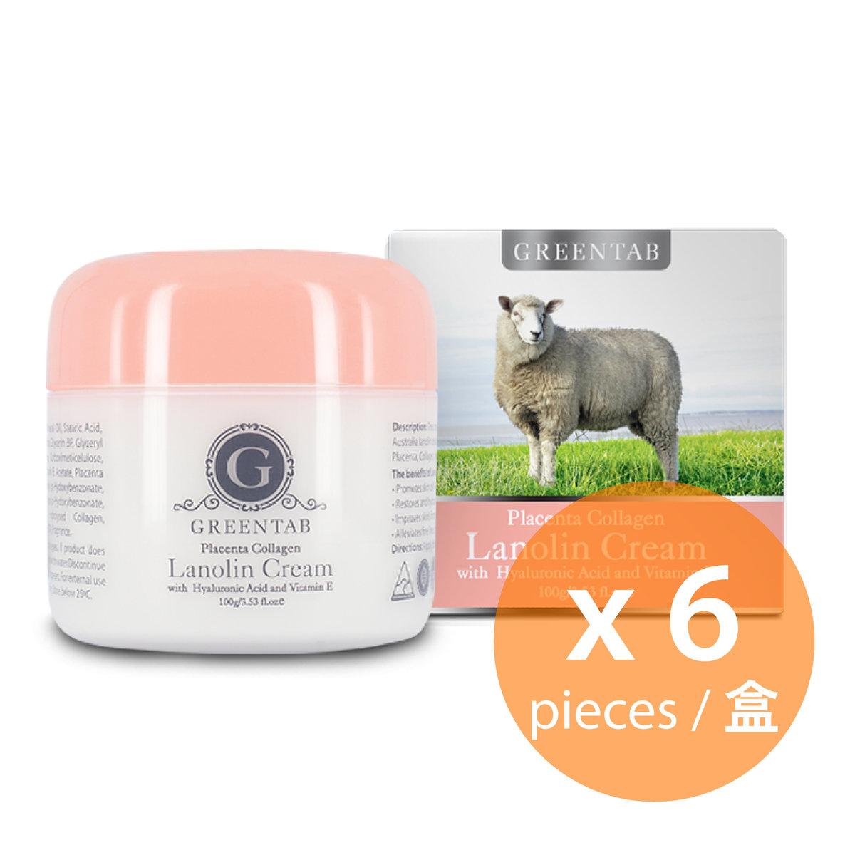 lanolin cream sheep placenta