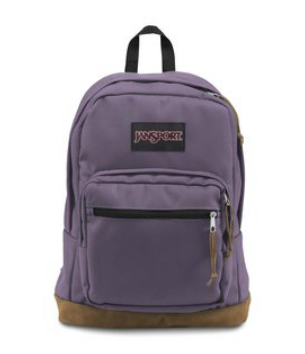 JanSport | JanSport Backpack - Right Pack - PURPLE FROST | Color