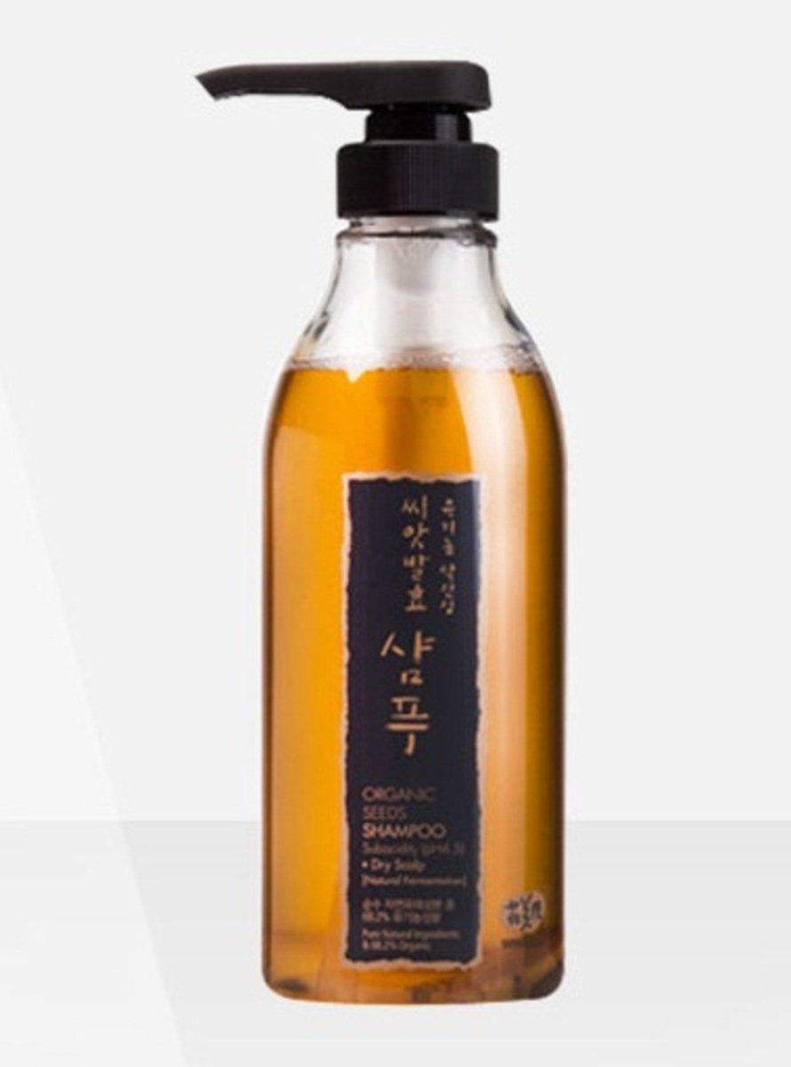 有機發酵種子 洗髮露 [乾性頭皮] /Best before 13/7/2017