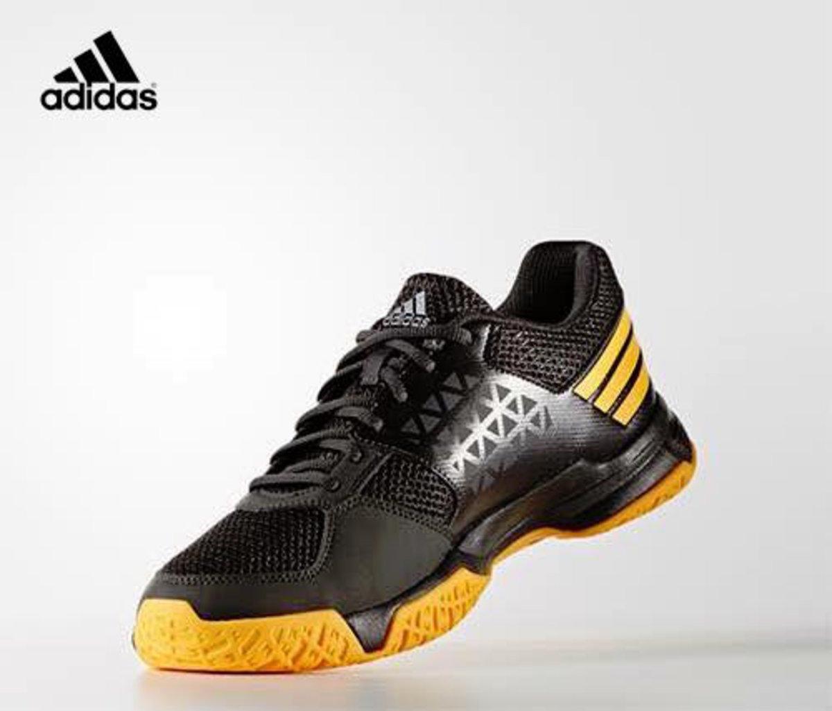 Adidas   ADIZERO F4-BB4835 Men's Badminton Shoes   HKTVmall Online Shopping