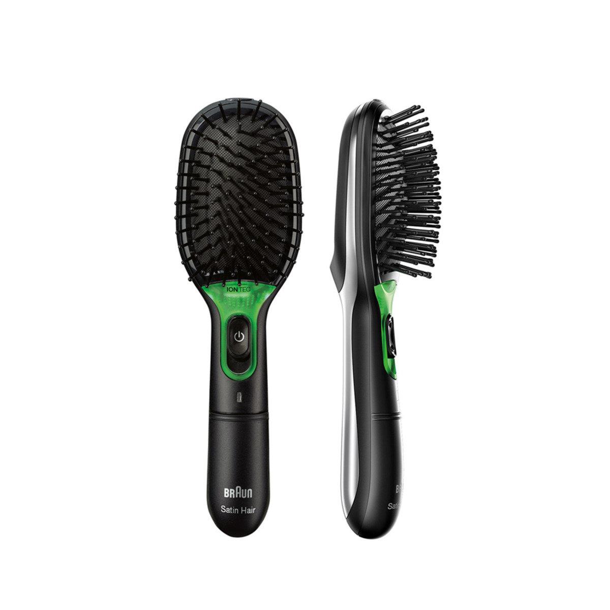 Braun Satin Hair 7 Iontec Brush Br710 Hktvmall Online