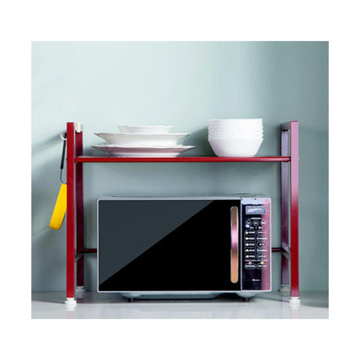 roomRoomy   Japanese multi-purpose kitchen rack (Ruby red ...