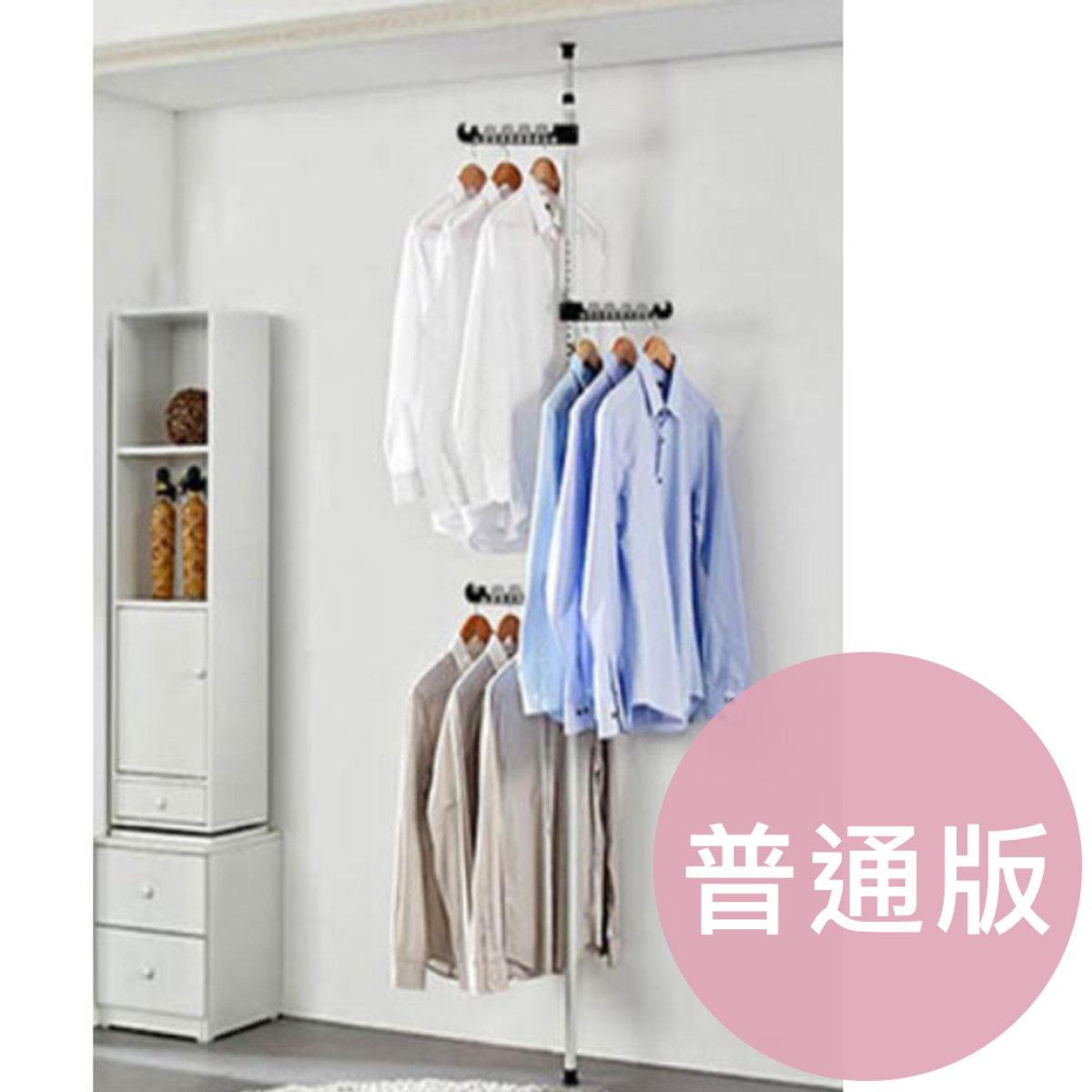 Floor Ceiling Pole Shelves
