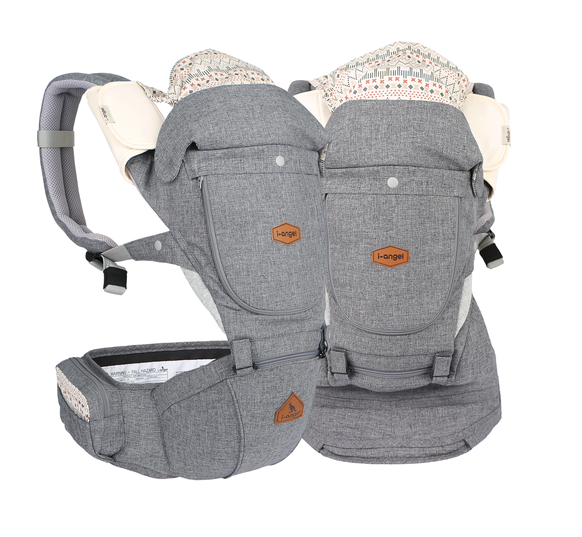 I Angel I Angel 4 In 1 New Miracle 4 Seasons Hip Seat Carrier