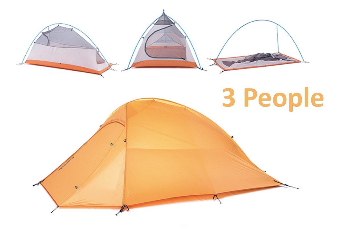 3 People Tent Ultra-Light  sc 1 st  HKTVmall & Naturehike | 3 People Tent Ultra-Light | HKTVmall Online Shopping
