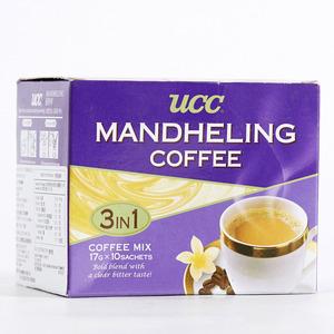 Ucc - 三合一曼特寧咖啡