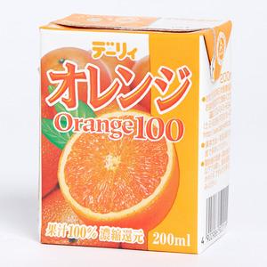 Ucc - 吔哩 橙汁100
