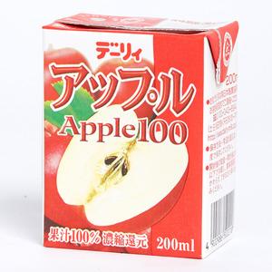 Ucc - 吔哩 蘋果100