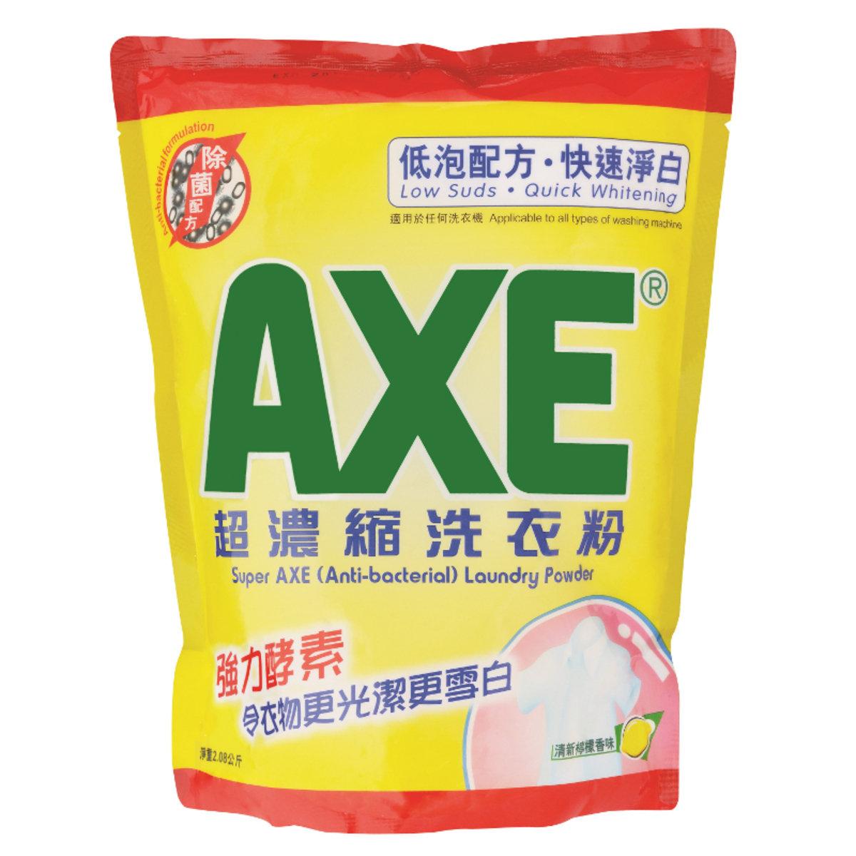 超濃縮洗衣粉 (補充裝)