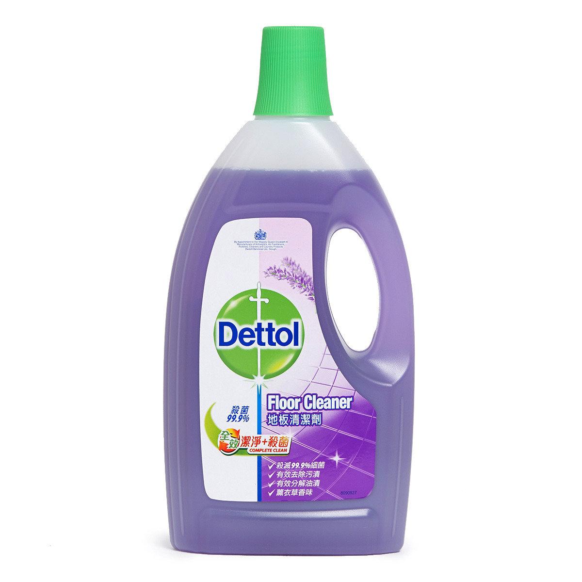 地板清潔劑 (薰衣草味)